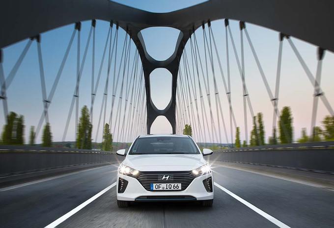 Hyundai Ioniq PHEV : Cheval de trois #1