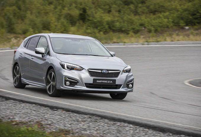 Subaru Impreza : Toujours décalée #1
