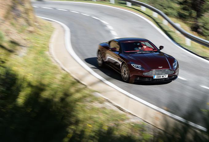 Aston Martin DB11 V8 (2017) #1