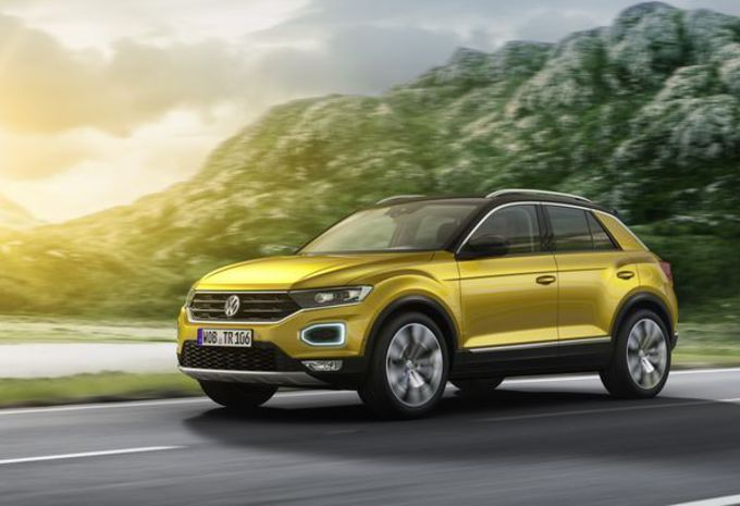 Volkswagen T-Roc : décalage horaire #1