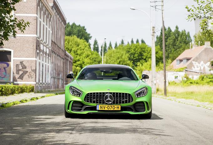 Mercedes-AMG GT R : le démon vert #1