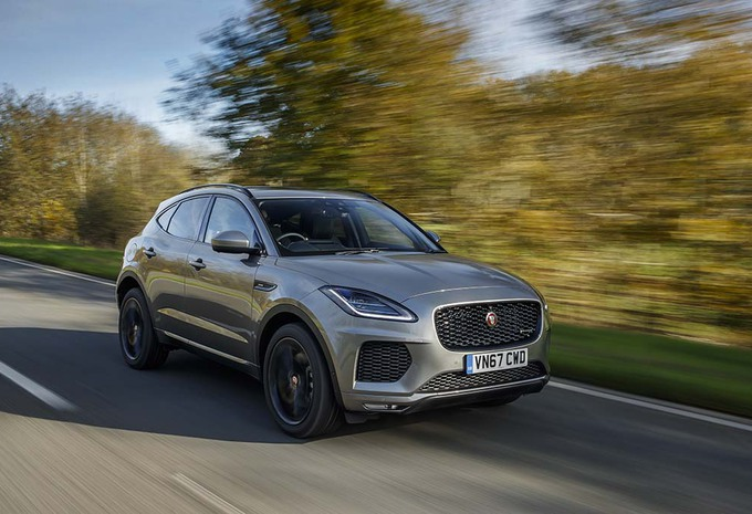 Jaguar E-Pace 2018 : « Hot Hatches » killer #1