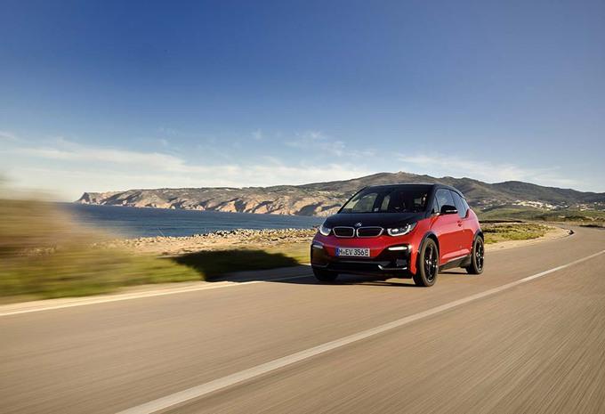 BMW i3s : Coup de punch #1