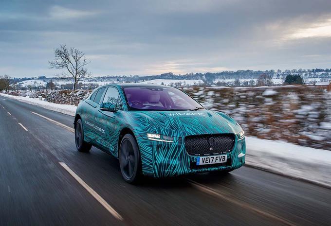 Essai prototype exclusif – Jaguar i-Pace : Faire mieux que Tesla #1