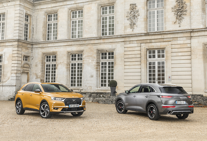 DS 7 Crossback : Le grand écart #1