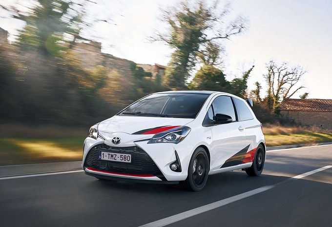 VIDEO - Toyota Yaris GRMN: Leerling-ninja #1