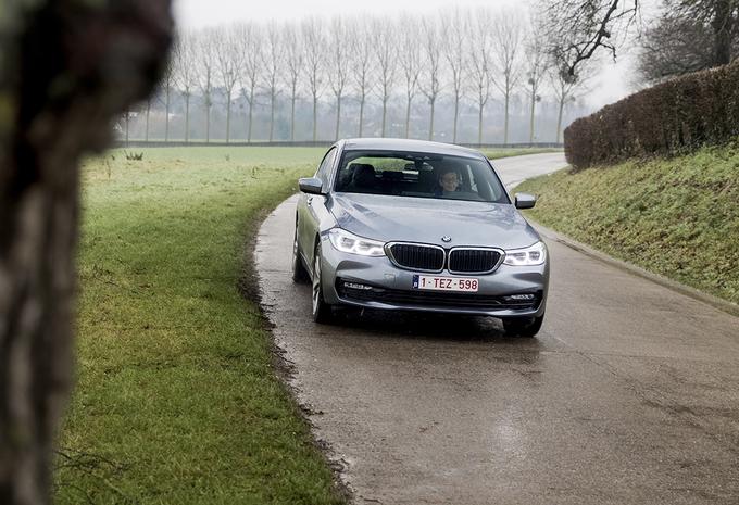 BMW 630i GT : changement de série #1