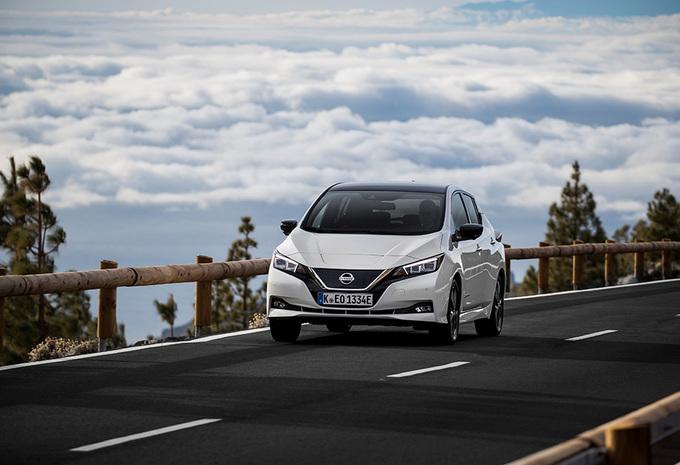 Nissan Leaf (2018) #1