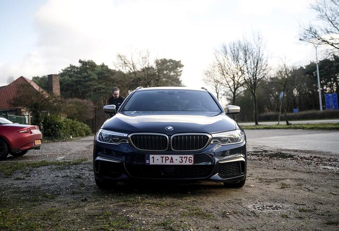BMW M550d Touring : Le sport en famille #1