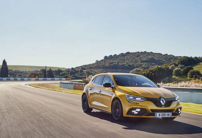 Renault Mégane R.S. EDC : popotin d'enfer #1