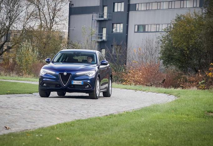 Alfa Romeo Stelvio 2.2D 180: de rationele versie #1
