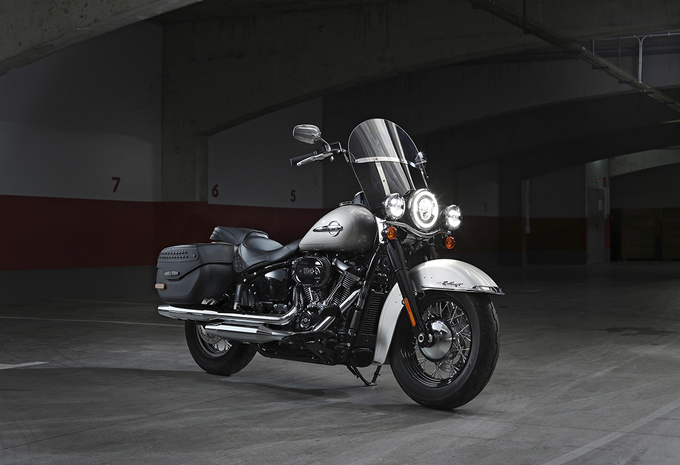 Harley-Davidson Heritage Classic : Objectif: deux millions #1