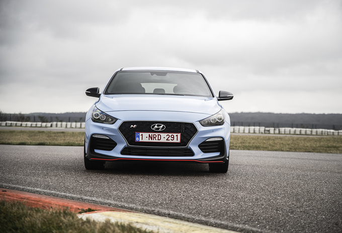 Hyundai i30 N Performance Pack : Introduction aux affaires sportives #1