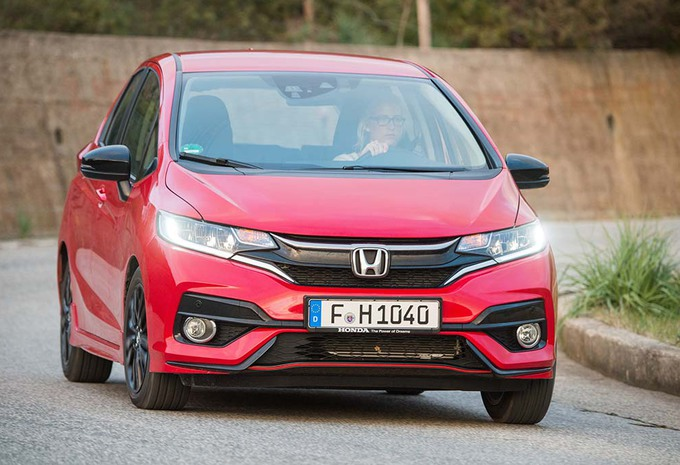 Honda Jazz 1.5 i-VTEC 2018 : plus de punch #1