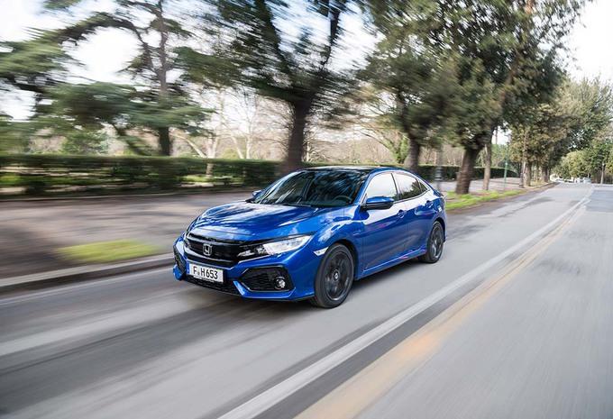 Honda Civic 1.6 i-DTEC: Finalement très actuelle #1