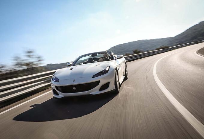 Ferrari Portofino 2018 : West coast GT #1