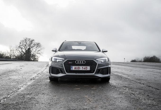 Audi RS 4 Avant :  Meer S dan RS #1
