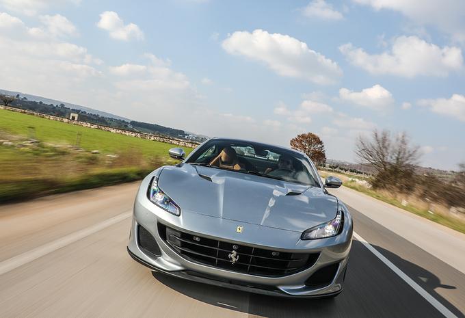 Ferrari Portofino (2018) #1