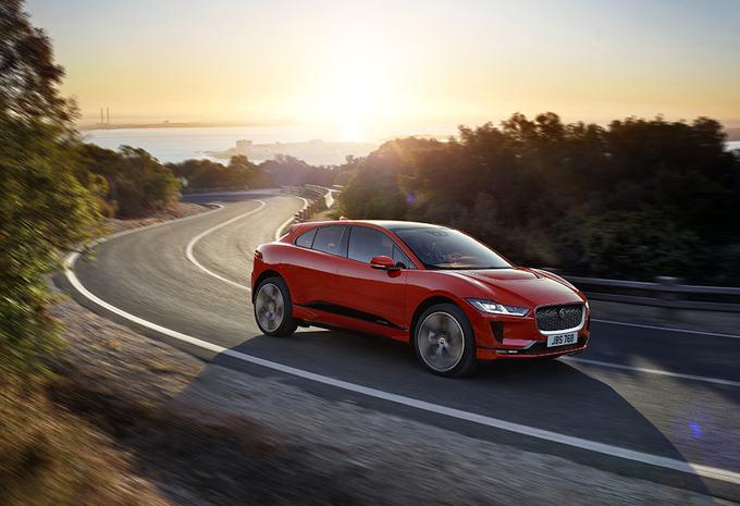 Jaguar I-Pace (2018) #1