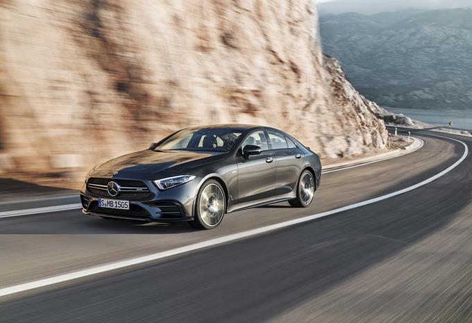 Mercedes-AMG CLS 53 : Hybride gedonder #1
