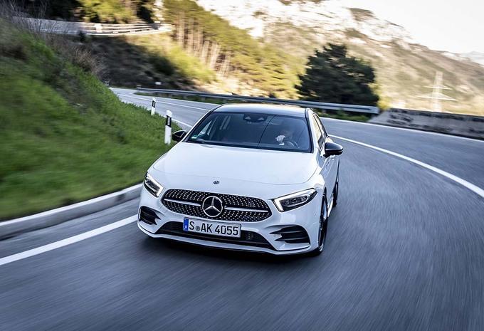 Mercedes Classe A 2018 :  La bonne « voix » #1