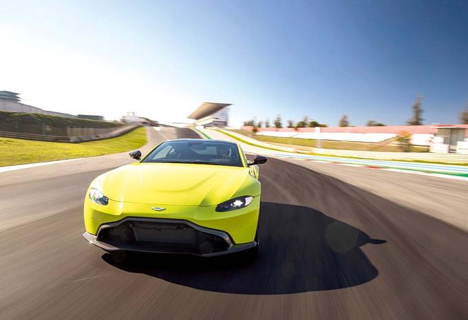 Aston Martin Vantage 2018: Revolutie #1