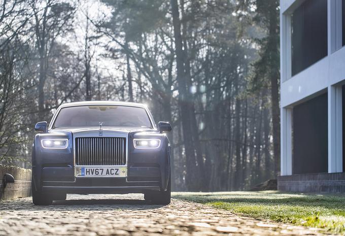 Rolls-Royce Phantom EWB : au sommet #1