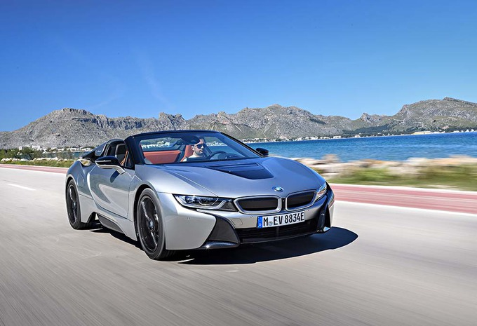 essai bmw i8 roadster couper le souffle 2018 moniteur automobile. Black Bedroom Furniture Sets. Home Design Ideas