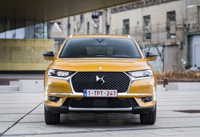 DS 7 Crossback 2.0 BlueHDi : De Franse luxe is terug #1