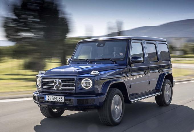 Mercedes Classe G 2018 : La théorie de l'évolution #1