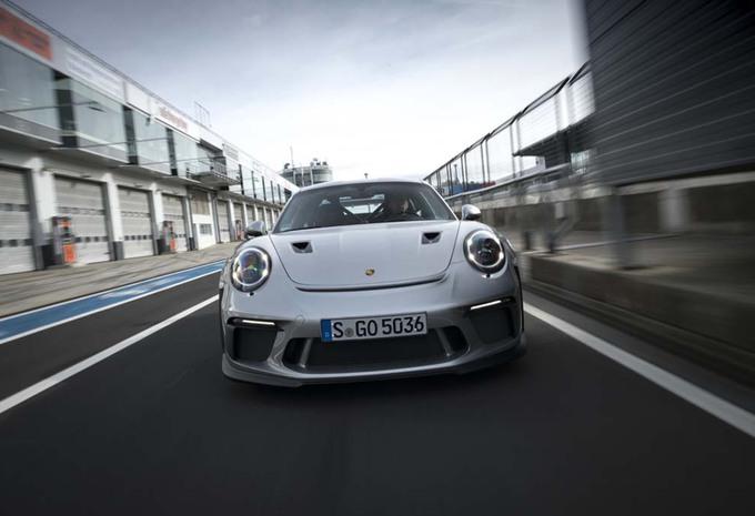 VIDÉO – Porsche 911 GT3 RS : Engin absolu #1