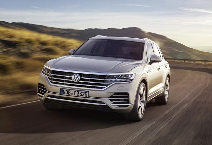Volkswagen Touareg 3.0 V6 TDI (2018) #1