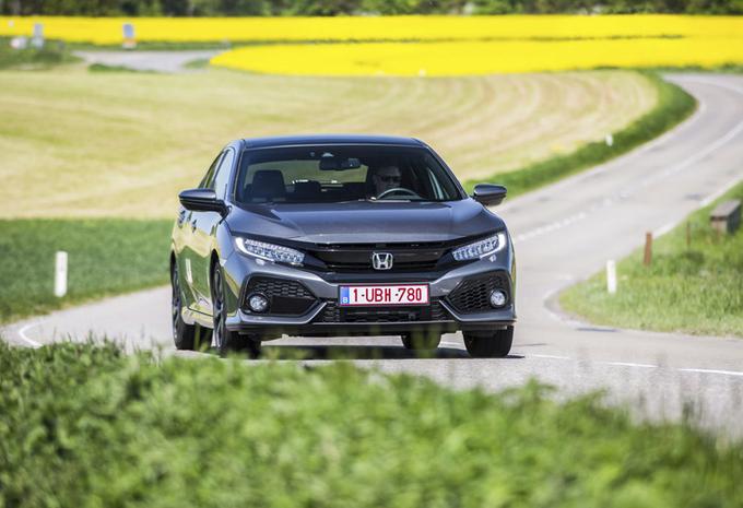 Honda Civic 1.6 i-DTEC : la dynamique du diesel #1