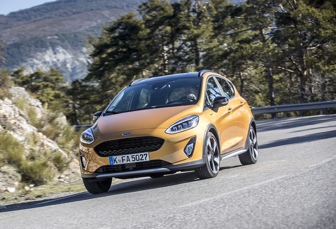 Ford Fiesta Active : Prendre de la hauteur face au SUV… #1