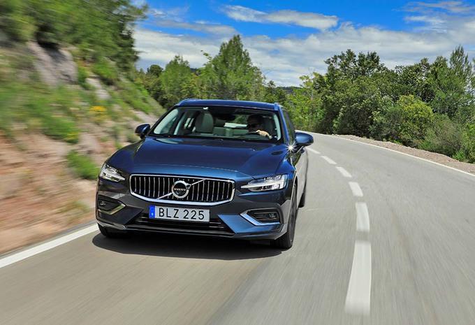 Volvo V60 : Sûre d'elle #1