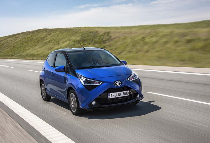 Toyota Aygo 2018 : Ready to go #1