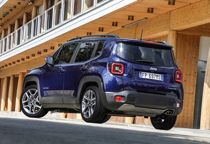 Jeep Renegade 1.0 120 (2018) #1