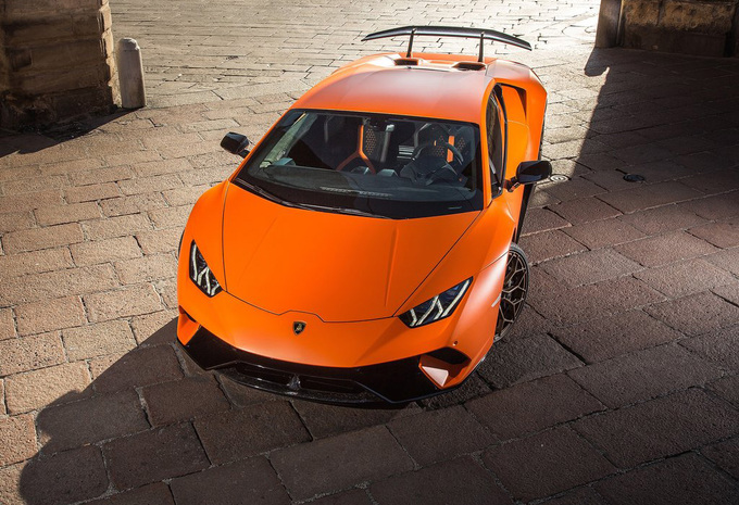 Lamborghini Huracan LP640-4 Performante (2017) #1