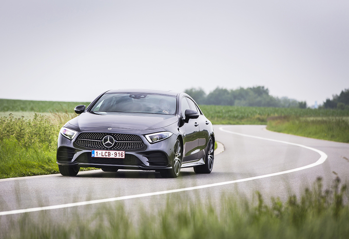 Mercedes CLS 450 : Toujours chic #1