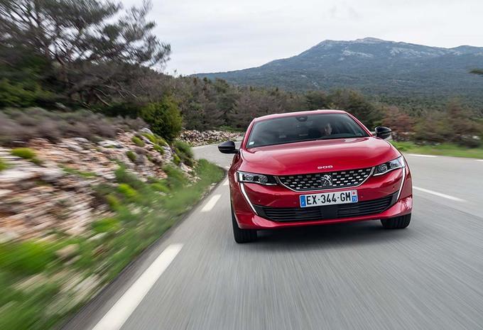 Peugeot 508 : Sportback à la française #1
