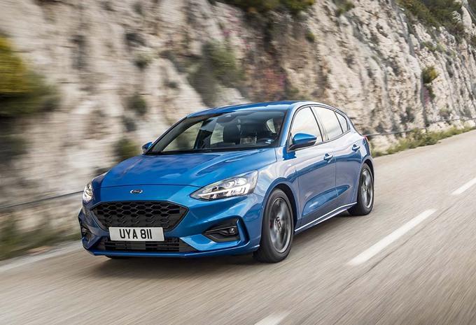 Ford Focus: Focus…rijplezier en comfort #1
