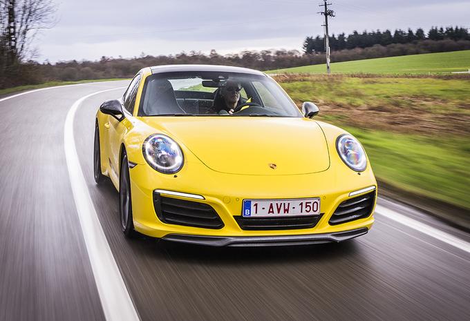 Porsche 911 Carrera T : Op zoek naar authenticiteit #1