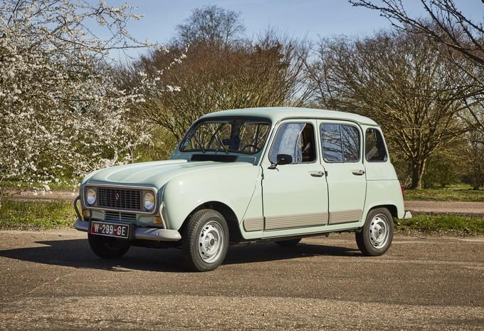 AutoWereld test 120 jaar Renault (3): de R4 GTL (1980) #1