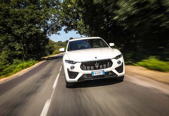 Maserati Levante 2019: En attendant… #1