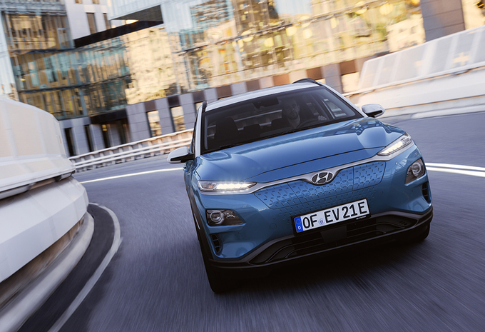 Hyundai Kona EV (2018) #1