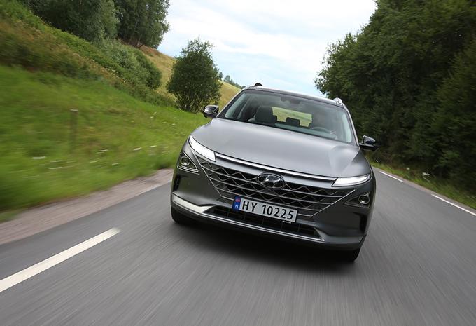 Hyundai Nexo (2018) #1