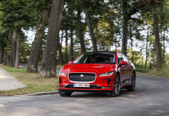 Jaguar I-Pace EV400 : De eerste échte Tesla-rivaal #1
