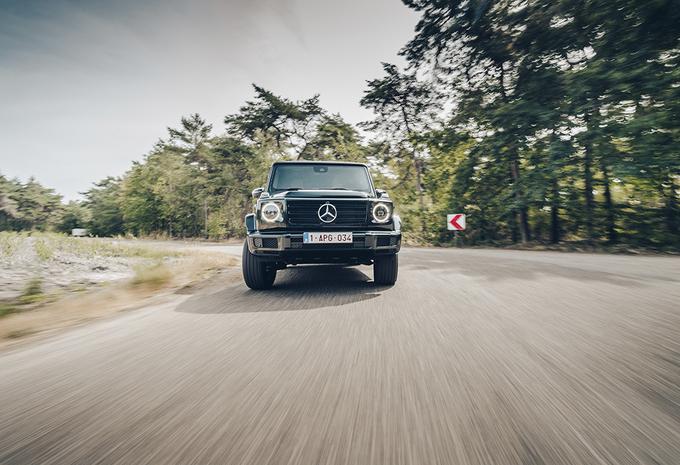 Mercedes G 500 : la passion du classicisme #1