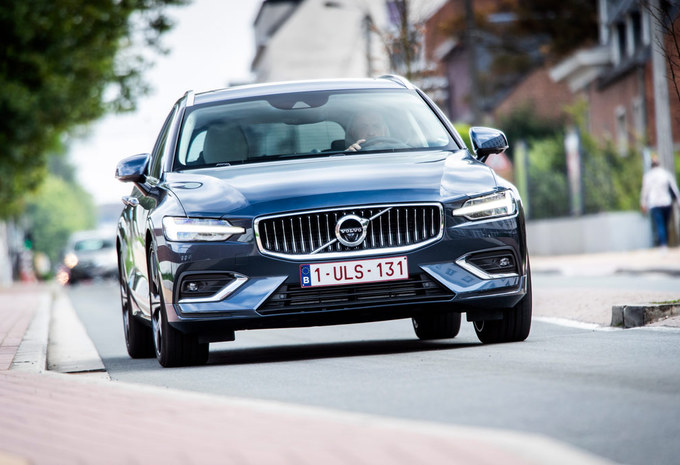 Volvo V60 Cross Country : photos et fiche technique
