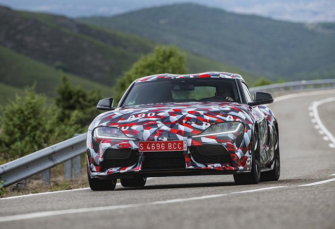 Toyota Supra : Veelbelovend #1